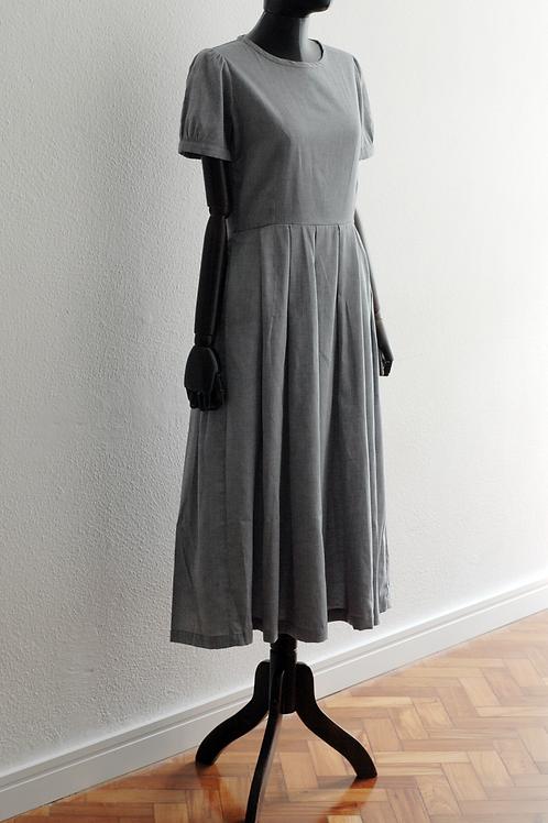 Vestido Pregas  - 0532