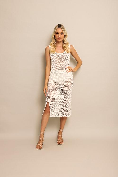 Vestido Handmade Rede - 00626