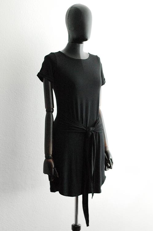 Vestido curto amarração - 0306