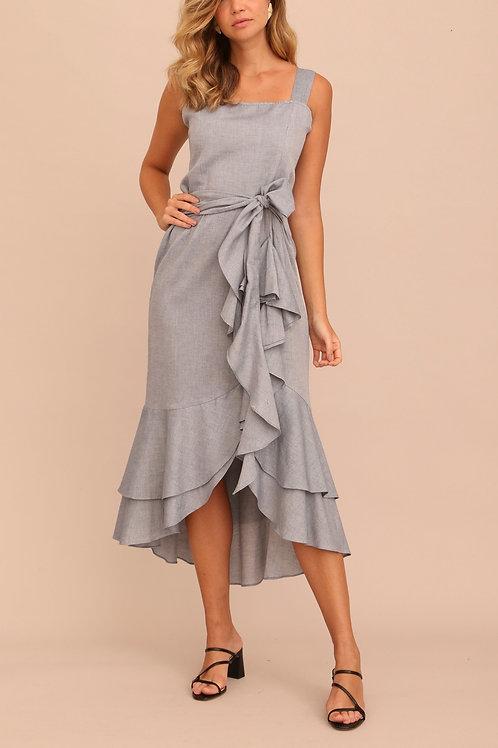 Vestido Babados - 0530