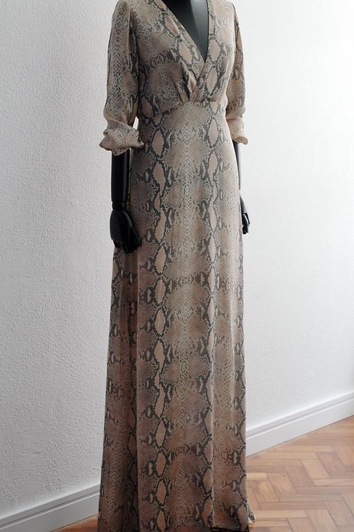 Vestido Longo  Pithon - 0023