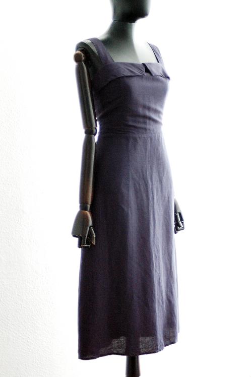 Vestido Linho - 0323