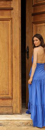 Foto: Alex Santanna Stylist: Felipe Dornelles Beleza: Victor Fattori Modelo: Antonia Carregosa