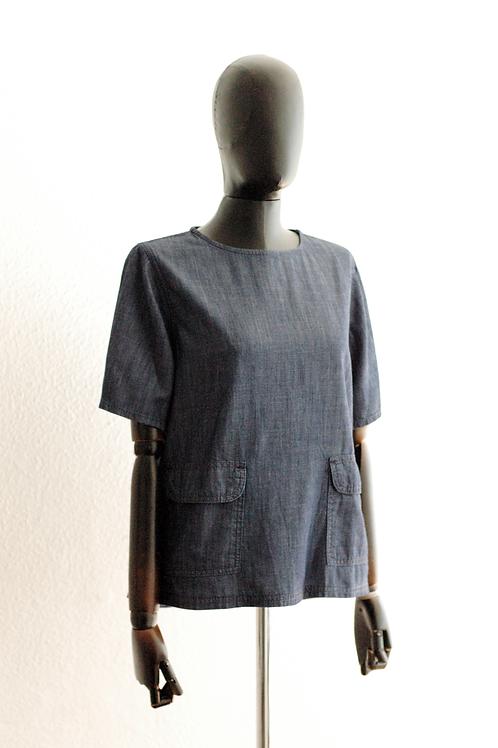 Tshirt Tencel Bolso - 0006