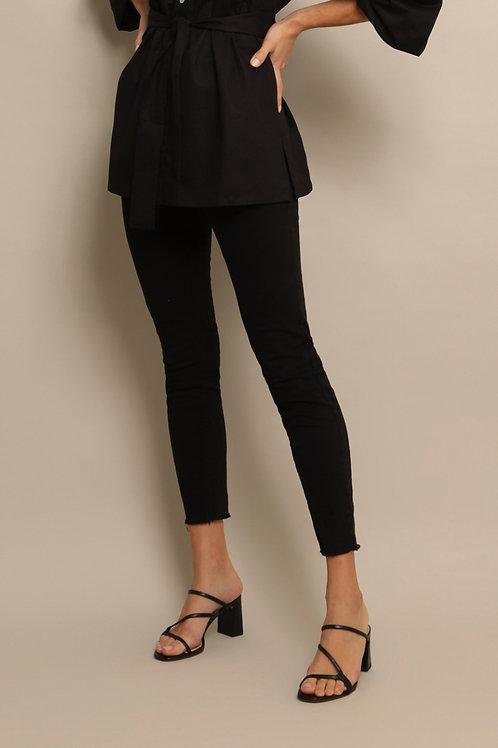 BG Jeans Black Skinny - 0234