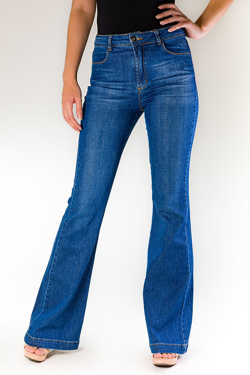 Jeans Flare Classic - 0221