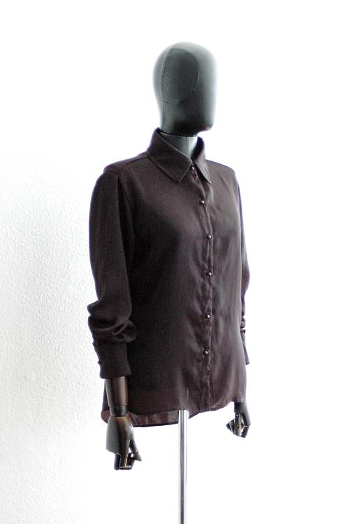 Camisa Fake Velour - 0245