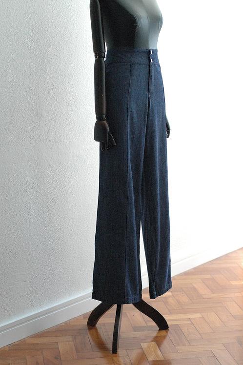 Calca Pantalona tencel - 0013
