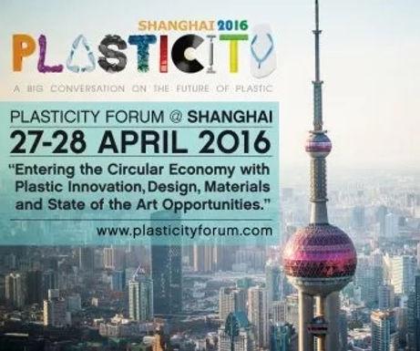 Plasticity Forum, Shanghai 2016