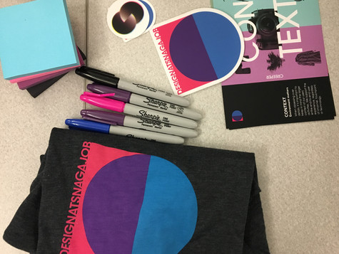 Design team welcome kit