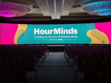 HourMinds customer conference