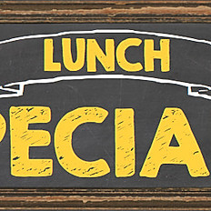 Daily Lunch Special