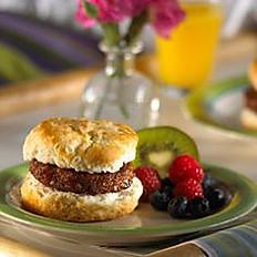 Breakfast Patty Combo