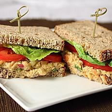 Chckpea Salad Sandwich