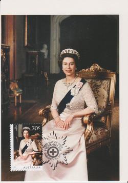 Queen Elizabeth 1975