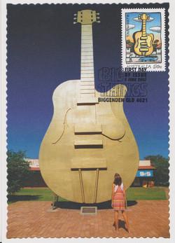 The big guitar