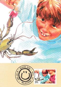 Aussie-kids crayfish