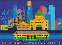 Illustrated Melbourne