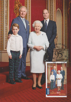 Queen and her heirs