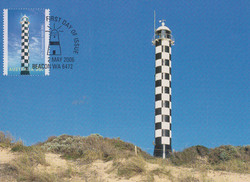 Casuarina Point lighthouse