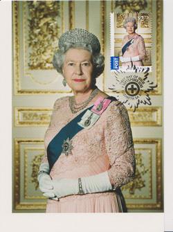 Queen Elizabeth 2002