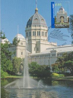 Royal exhibition building 2006