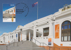 Old Parliament House ACT
