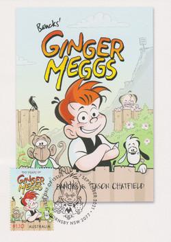 Bancks Ginger Meggs