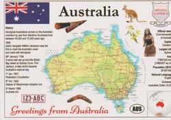 MOTW series - Australia