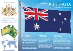 FOTW series - Australia