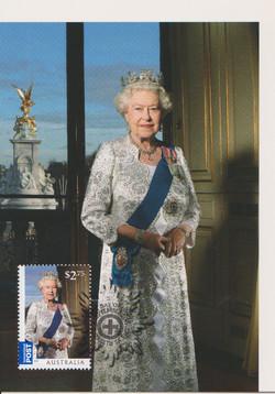 Queen Elizabeth 2012