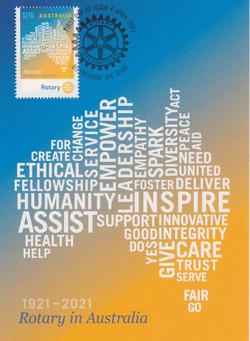 Rotary in Australia