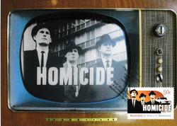 Homicide cast