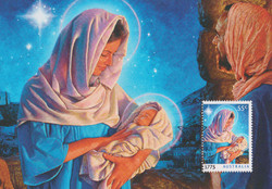 The Virgin Mary 2011