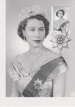 Queen Elizabeth 1952