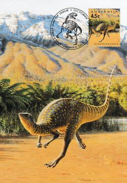 Leaellynasaura
