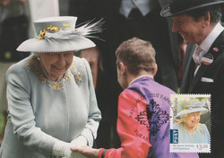 Queen Elizabeth II - 2019 visit