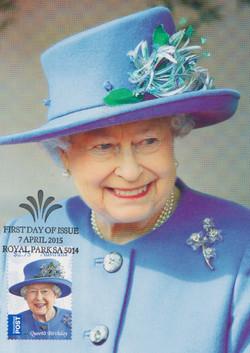 Queen Elizabeth Windsor 2013