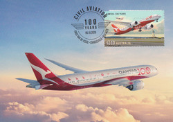 Civil aviation - Qantas