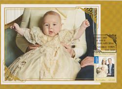 HRH Prince George of Cambridge