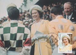 Queen Elizabeth - 1970 visit