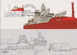 RSV Nuyina - technical drawing