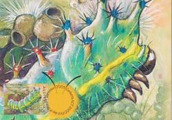 Empreror-gum-moth-caterpillar