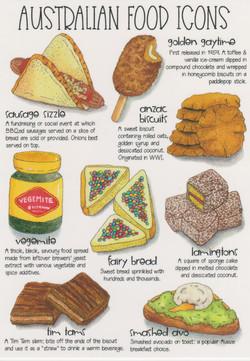 Australian food icons