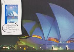 Sydney opera house 2005