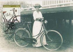 ladies safety bike