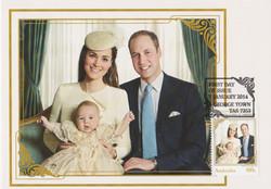 Christening of Prince George