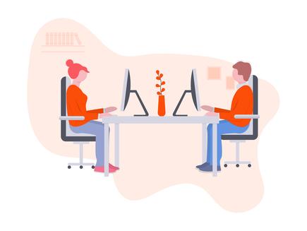 Utilisateurs avec vos équipes projets IT