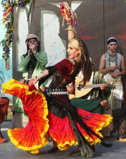 Serapim Mora Performance as a guest dancer.jpg Photo by Joe Foley