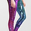 Thumbnail: Bicolor Tourmaline POP Art Leggings